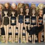 埼玉県川口市で、タカラトミー社製ジェニー&ジェニーフレンドの着せ替え人形をたくさんお譲りいただきました