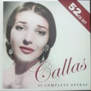 マリア・カラスの52枚組CD-BOX