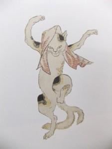 歌川国芳 猫