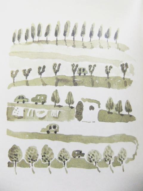 kodaira pattern