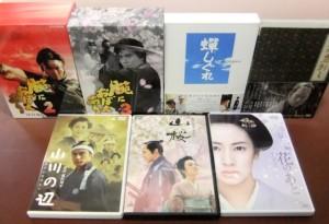 時代劇 DVD
