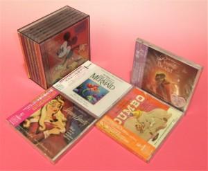 ディズニー CD