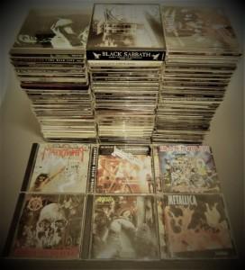 ヘビーメタル CD 大量入荷!!