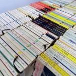 東京都西部で、創元推理文庫・ハヤカワミステリ・小林信彦(角川文庫)・戦中のSP盤レコード(軍歌・歌謡曲)などをお譲りいただきました
