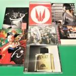 神奈川県横浜市青葉区で、椎名林檎(東京事変)、Perfume、戸川純(ゲルニカ、ヤプース)のCDをお譲りいただきました