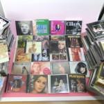 東京都多摩市で、50's~80's女性シンガーのポップス、ジャズ、ブルース、フォーク、ボサノヴァ、ソウルミュージック等の洋楽CDをお譲りいただきました