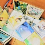 谷山浩子、宇多田ヒカル、女性シンガーソングライターのCDアルバムを、埼玉県南部から買い取りしました。