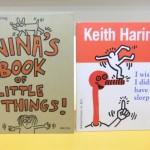 【1980年代ストリートアートの先駆者】杉並区天沼にて、Keith Haring(キース・ヘリング)の絵本をお譲りいただきました