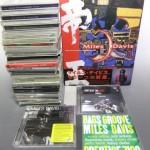 武家の古都・鎌倉にて、JAZZの帝王Miles Davis(マイルス・デイヴィス)のCDと画集「帝王」をお譲りいただきました