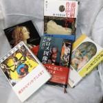 東京都板橋区で、西洋美術史、日本美術、美術評論の専門書を多数お譲りいただきました