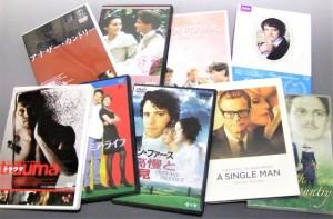 コリンファース DVD