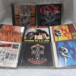 江東区豊洲にて、ロック・フォーク・HR/HMのCD、DVD、DVD-BOXをお譲りいただきました