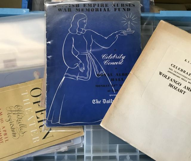 クラシック冊子