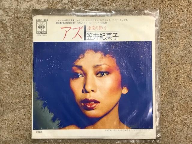 笠井紀美子
