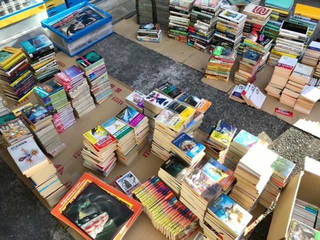 早川書房、サンリオ文庫、創元推理等 出張買取