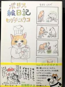 ヒグチユウコ ボリス絵日記
